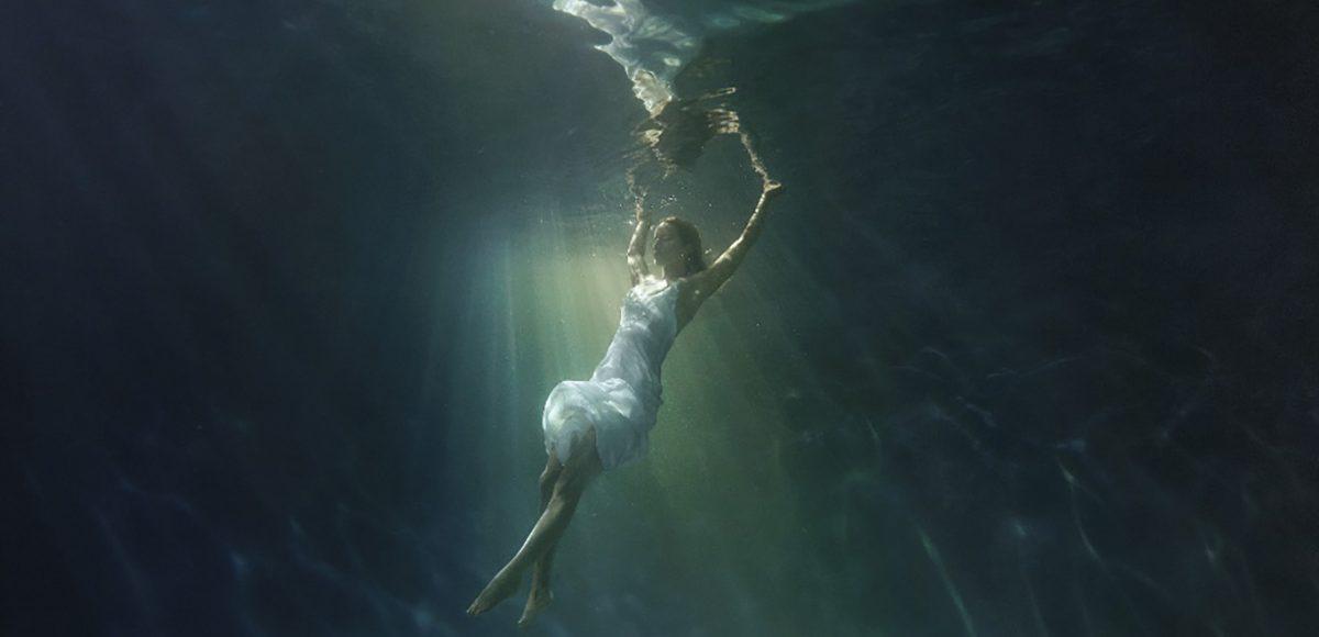 Rebecca Handler - The Blue Kim (detail), Undertwater series, minus37