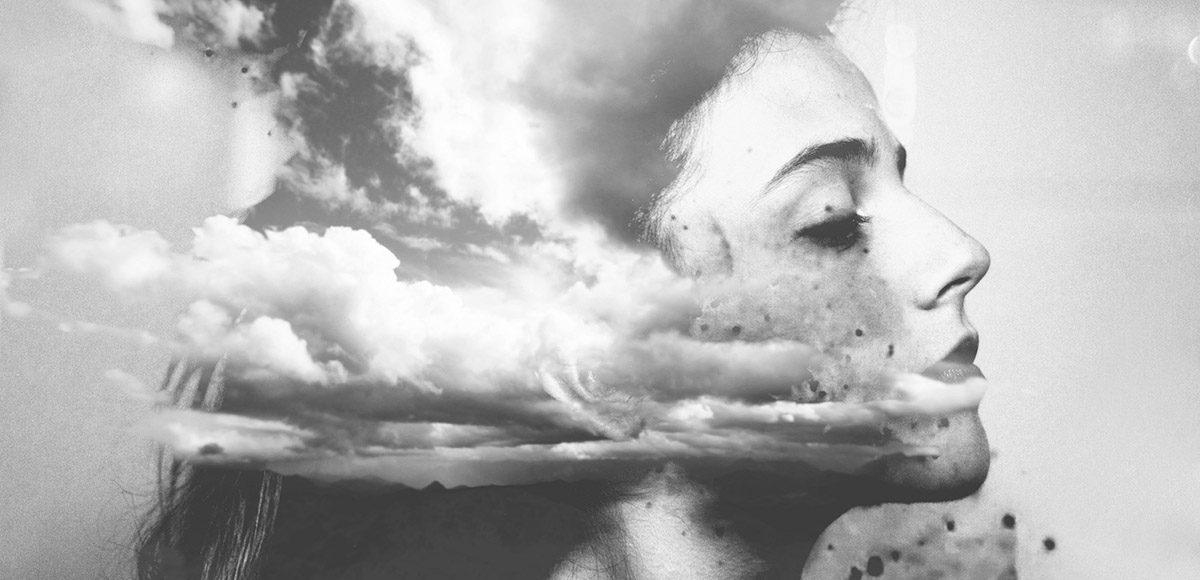 Silvia Grav - Selfportrait series (detail), 2010-2013, minus37