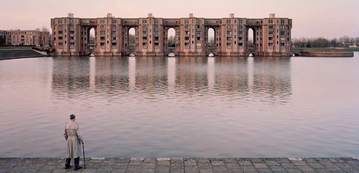 Laurent Kronental - Untitled (detail), Souvenir d'un Futur series, minus37